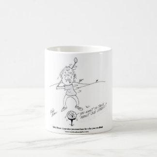 Lustige Golf-Tasse Kaffeetasse