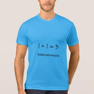 Lustige hashtag Mathe-Alternativtatsachen T-Shirt