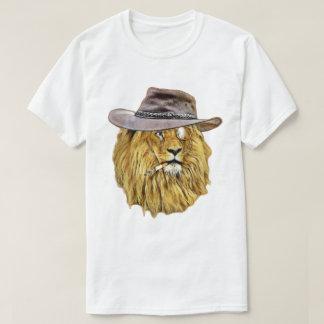 Funny Lion Wildcat