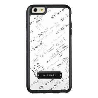 Lustige Mathe-Formel für Vati-Lehrer-Studenten OtterBox iPhone 6/6s Plus Hülle