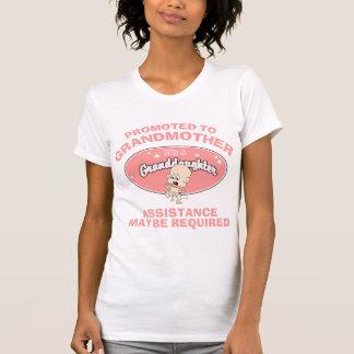 Lustige neue Großmutter-neue Enkelin T-Shirt
