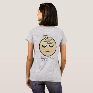 Lustige Nickerchen sind mein glückliches T-Shirt