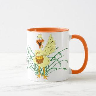 Lustige Ostern-Gans-Tasse Tasse