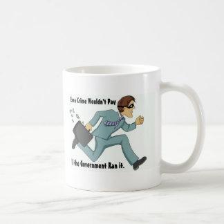 Lustige politische Kaffee-Tasse Tasse