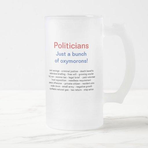 Lustige politische Spaß-Becher Kaffee Tasse