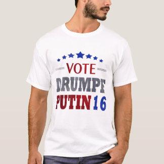 Lustige republikanische Wahl 2016 des Spaß-DRUMPF T-Shirt