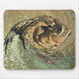 Lustige Toadly fantastische Wellen Mauspad
