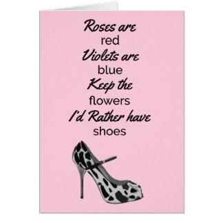 Lustige Valentinstag Karte Karte