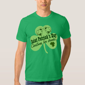 Lustigen St Patrick Tag Tshirt