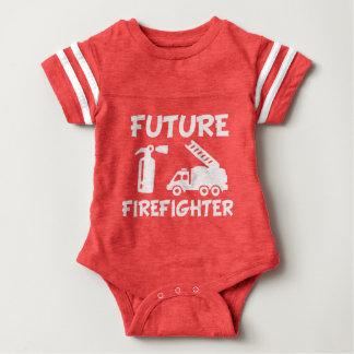 Lustiger Babybodysuit des zukünftigen Babybody