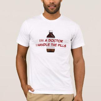 Lustiger Doktor Theme Tshirts