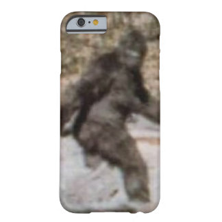 Lustiger Fall Bigfoots Sasquatch Barely There iPhone 6 Hülle