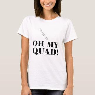Lustiger Farbschutz oh mein Viererkabel! T-Shirt