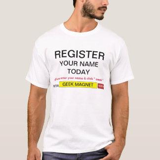 Lustiger Geek-T - Shirt