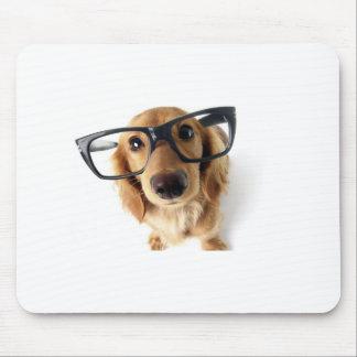 Lustiger Hund Mauspad