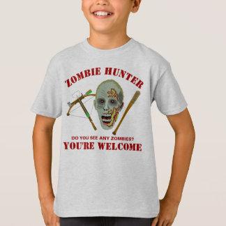 Lustiger Jäger des Zombiecrossbow-Schläger-| sind T-Shirt