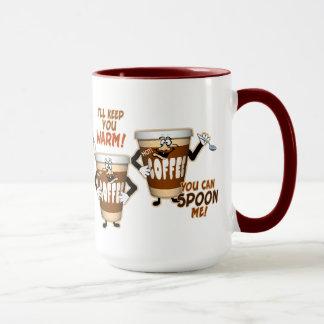 Lustiger Kaffee-Spaß Tasse