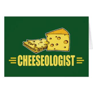 Lustiger Käse Karte