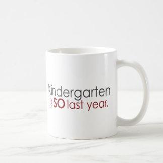 Lustiger Kindergarten-Absolvent Kaffeetasse