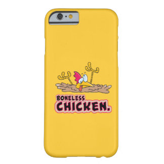lustiger knochenloser Huhn-Cartoon Barely There iPhone 6 Hülle