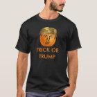 Lustiger Kürbis Trumpf-Halloweens Trumpkin T-Shirt
