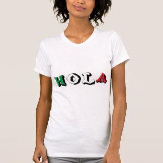 Lustiger Mexikaner Hola T - Shirt