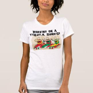 Lustiger mexikanischer T-Shirt