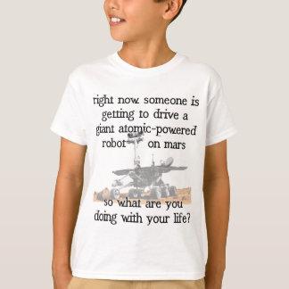 Lustiger motivierend Witz über die Marsaufträge T-Shirt