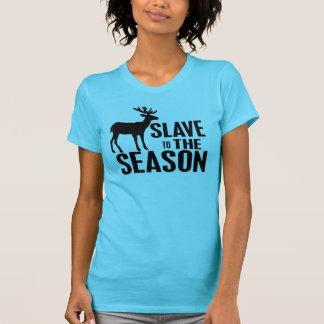 Lustiger Rotwild-Jäger T Shirt