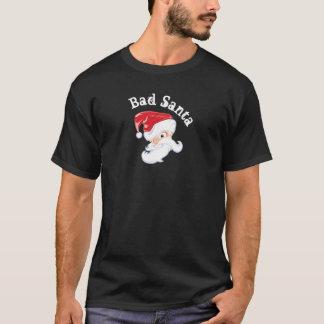 Lustiger schlechter grundlegender T - Shirt Sankt