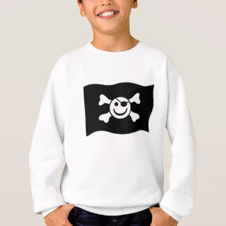 Lustiger smiley sweatshirt