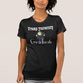 "Lustiger ""Trumpf-Hochschulabsolvent-"" armer Mann T-Shirt"