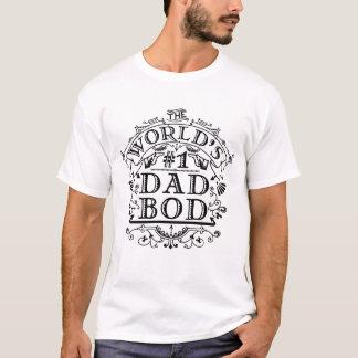 Lustiger Vati-Verschlusspfropfen der T-Shirt