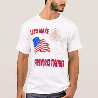 Lustiges 4. von Juli-T - Shirts