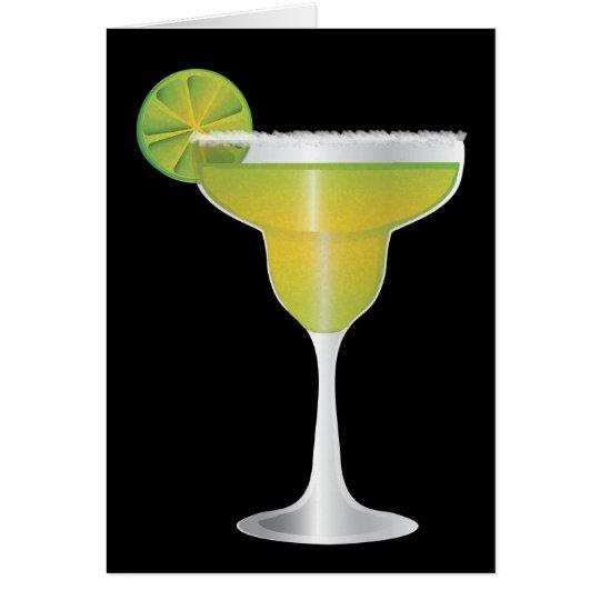 Lustiges alles Gute zum Geburtstag Margarita mit Grußkarte