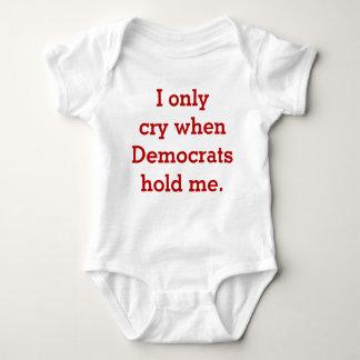 Lustiges Baby-republikanisches oder konservatives Baby Strampler