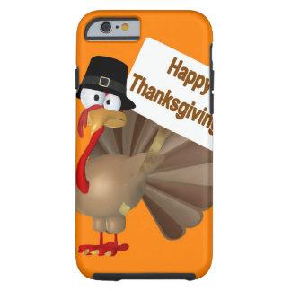 Lustiges die Türkei-Sprichwort: '' Glücklicher Tough iPhone 6 Hülle