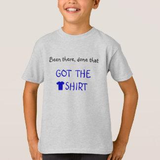 Lustiges dort getan dem T-Shirt