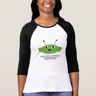 Lustiges Florky Dump Trumpf-Shirt T-Shirt