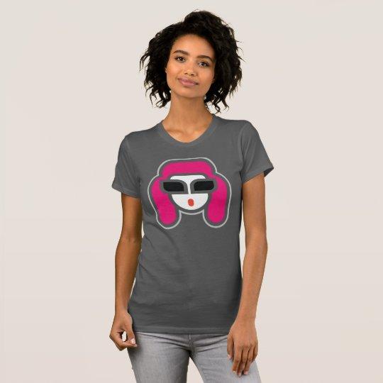 Lustiges Gesicht T-Shirt