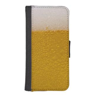 Lustiges Getränk-Bier I Phone 5 Portmonees