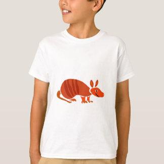 Lustiges Gürteltier-ursprünglicher Kunst-Entwurf T-Shirt