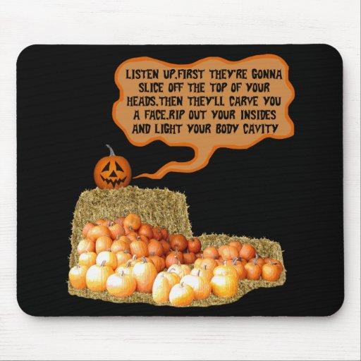 Lustiges Halloween Mousepad