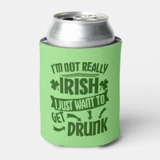 Lustiges irisches Bier St. Patricks Tagesnicht