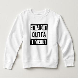 Lustiges Kleinkind-/KindertimeoutSweatshirt Sweatshirt