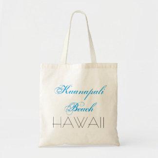 Lustiges kundengerechtes Kaanapali Strand HAWAIIS Tragetasche