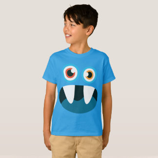 lustiges Monster T-Shirt
