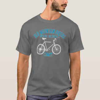Lustiges Mountainbike-T-Shirt T-Shirt
