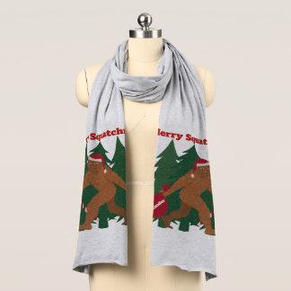 Lustiges personalisiertes hässliches Weihnachten Schal