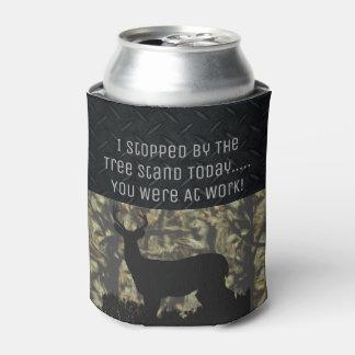 Lustiges Rotwild-Jagd-Bier cooler Dosenkühler